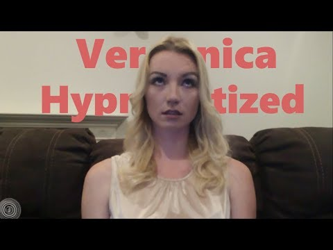Veronica Hypnotized - Hypnosis Session Preview