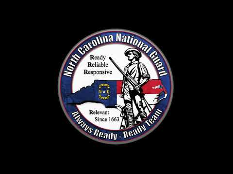 North Carolina National Guard Heritage Month Interview on I Heart Radio