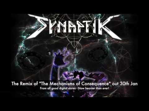 SYNAPTIK 'Your Cold Dead Trace' Alan Tecchio version REMIX 2017 Progressive Metal