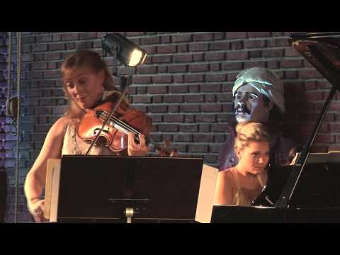 Schubert - Arpeggione for Viola and Piano Mvt. 1 (Cynthia Phelps)