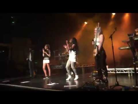 Clean Bandit 'Come Over' Live O2 Academy Birmingham 22/10/14