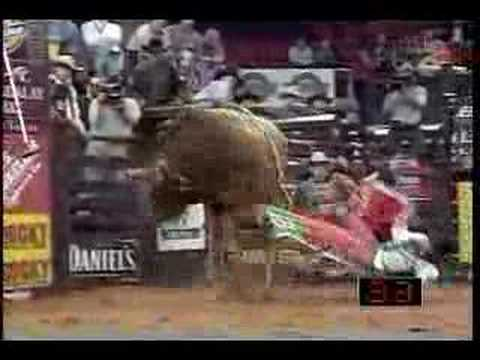 J.W. Hart on Crossfire Hurricane PBR Fresno