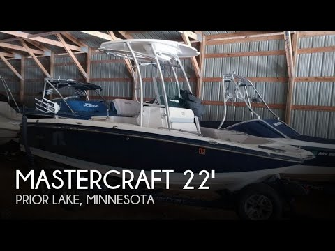 [UNAVAILABLE] Used 2007 Mastercraft CSX-220 SS in Prior Lake, Minnesota
