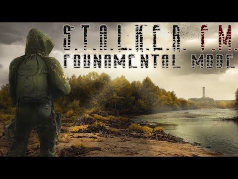 Stalker FM прохождение - Часть 1 - АТП и Кейс (the Foundamental Mode) #ForastPlay 2K
