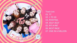 [Full Album] TWICE – TWICEcoaster : LANE 1 (Mini Album)