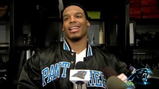 """Cam Newton: """"We will be back"""""""