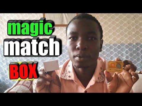 Short of match box