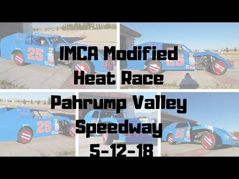 Heat Race 1 Pahrump Valley Speedway 5-12-18