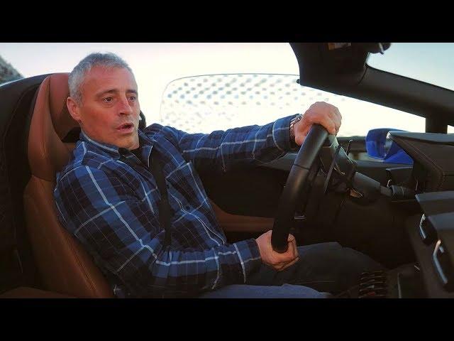 The Free-Wheeling Challenge  | Top Gear Series 24 | BBC
