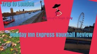 Download lagu Holiday Inn Express Vauxhall Room Tour
