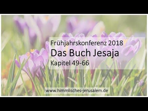 2018 Frühjahrskonferenz 1. Mitteilung
