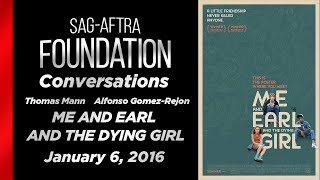 Conversations with ME AND EARL AND THE DYING GIRL