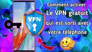 Comment activer le VPN gratuit qui est sorti avec votre téléphone Android screenshot 5