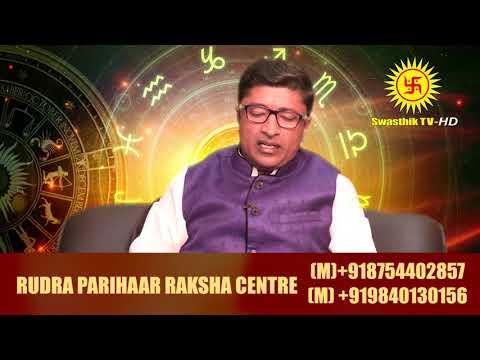 Vamanan Seshadri Astrologer - Rudra Parihar Raksha Centre For Appointments: + 91- 9840130156