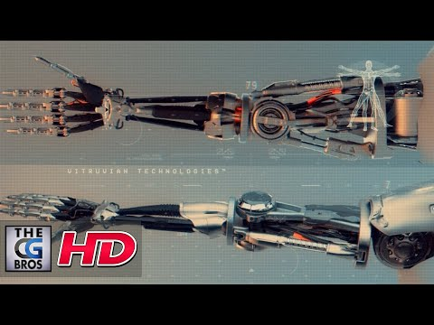 """A Sci-Fi Short Film: """"Fight Machine""""  - by The Hayes…"""