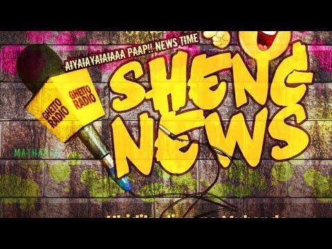 Ghetto Radio Sheng News LIVE