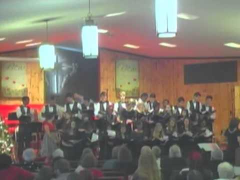 Union Springs Academy Christmas Program