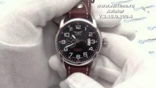 Обзор. Мужские наручные часы Aviator V.3.18.0.100.4
