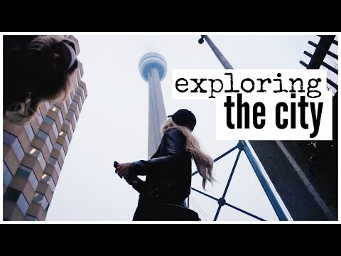 Exploring Toronto | City Vlog