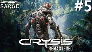 Zagrajmy w Crysis Remastered PL odc. 5 - Wykopaliska