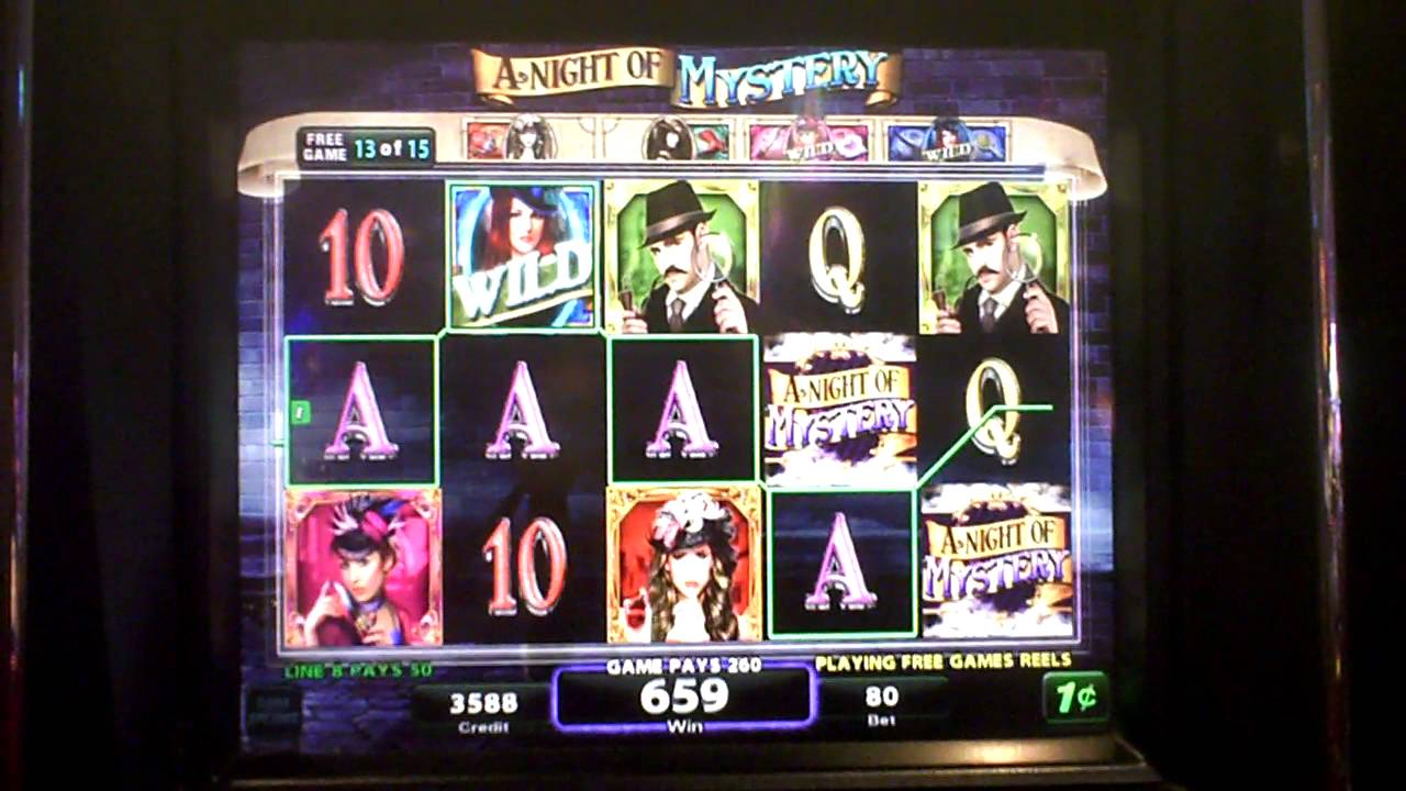 Mystery Slot Machine