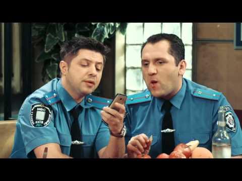 Милиционер организовал санаторий для своей тещи — На троих — 27 серия
