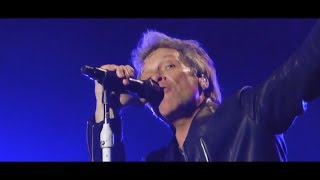 Bon Jovi - Roller Coaster (Los Angeles 2017)
