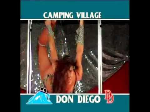 Don Diego Camping Village - Feste Serali - Grottammare, Marche