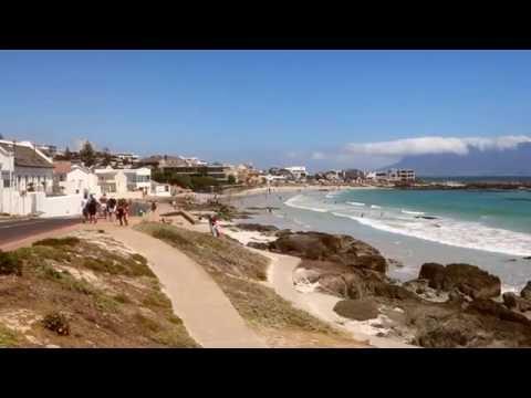 Cape Town Bloubergstrand