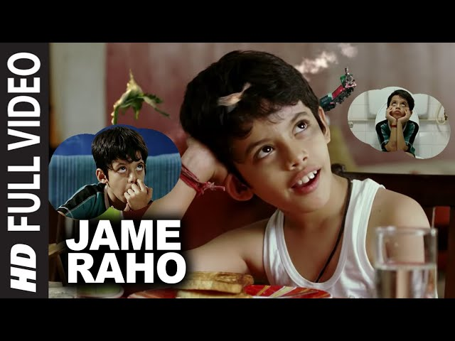 Jame Raho (Full Song) Film - Taare Zameen Par