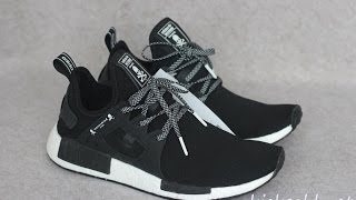 Authentic Mastermind Japan X Adidas NMD XR1 Review from kicksold.net