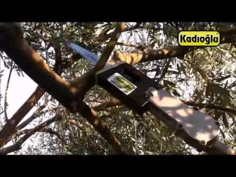 Zeytin Toplama Makinası - Budama Aparatı