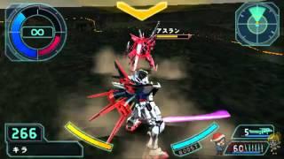 Kidou Senshi Gundam Seed Rengou vs ZAFT - Aile Strike vs Aegis
