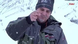 Z wędką nad wodę w Polskę i świat odc. 199 HD TV TRWAM, Wędkarstwo podlodowe.