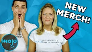 Introducing NEW WatchMojo T-Shirts!