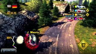 WRC Powerslide Gameplay (PC HD)