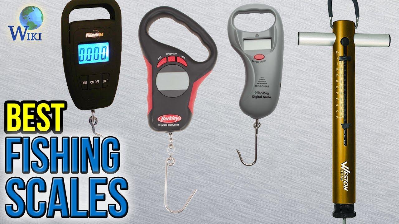 Digital Fishing Scale