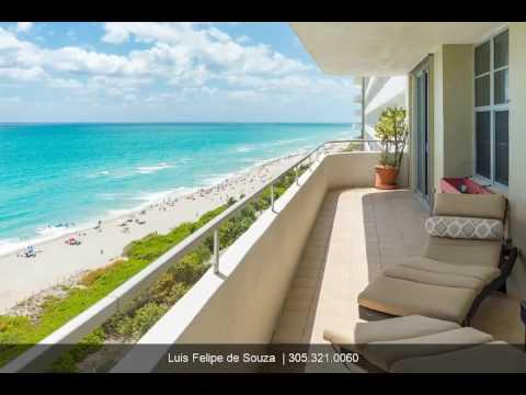 Oceanside Plaza Unit 15D   Miami Beach, FL
