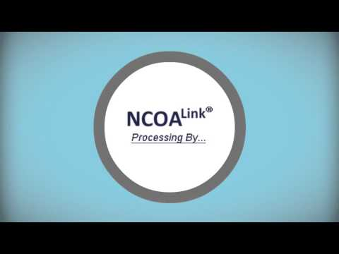NCOA (National Change of Address) Processing Service | Anchor