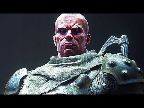 IMMORTAL UNCHAINED Official Trailer (Shooter RPG Game 2018)