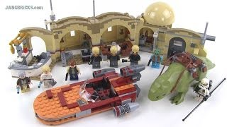 LEGO Star Wars 75052 Mos Eisley Cantina review! Summer 2014