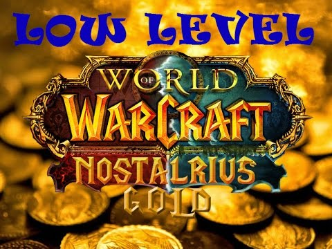 Nostalrius WoW gold making guide for LOW LEVELS! 1.12.1 Vanilla wow Gold Farming