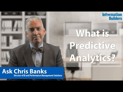 What is Predictive Analytics?