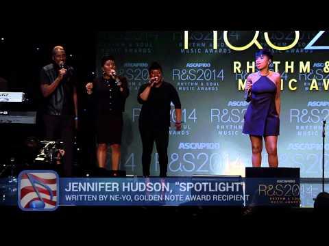 Jennifer Hudson - Spotlight (LIVE) (written by NE-YO)
