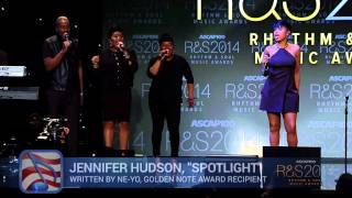 Jennifer Hudson - Spotlight (LIVE) (written by NE-YO)