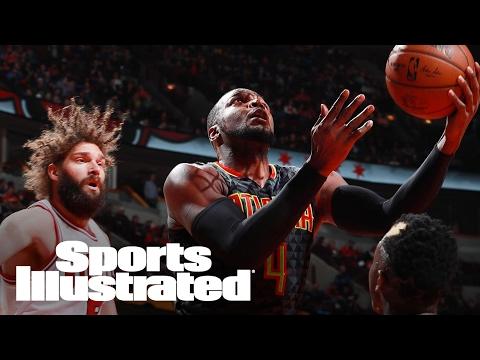 Atlanta Hawks Paul Millsap, Chris Canty Super Bowl LI Picks & More | SI NOW | Sports Illustrated