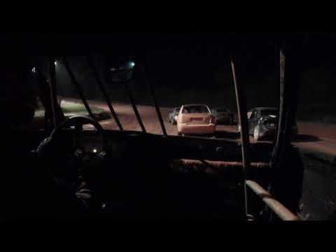Elliott Vining #49 Extreme 4 Sumter Speedway Heat Race 10-21-17