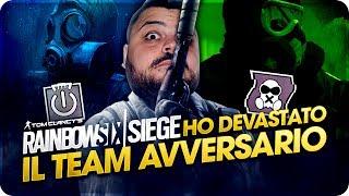 HO DEVASTATO IL TEAM AVVERSARIO !!! [Rainbow Six Siege] thumbnail