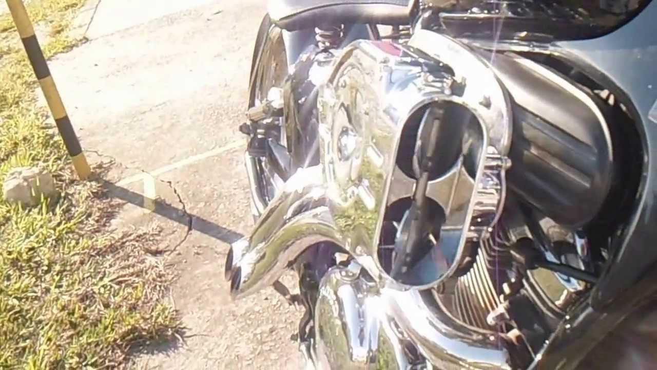 Build Your Honda >> HONDA SHADOW 600 COM HYPERCHARGER - YouTube