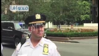 بالفيديو: استقبال الجالية المصرية للسيسي6